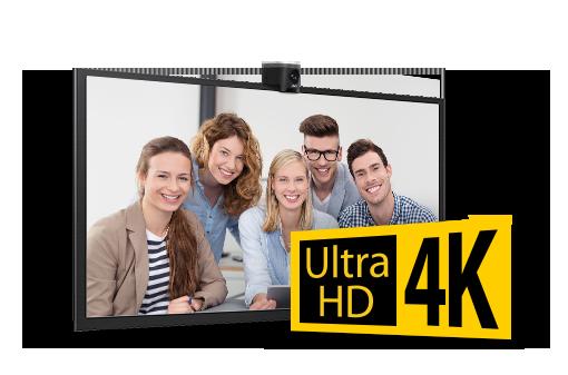 4K Ultra HD vượt trội